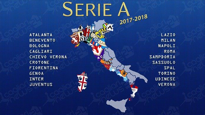 Serie A 2017 18 Ecco Il Calendario In Diretta Tuttojuve Net
